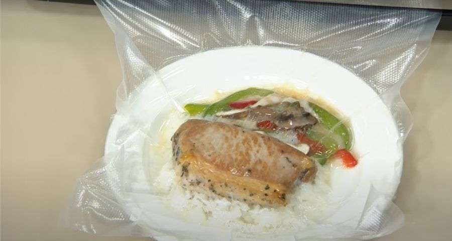 How to prepare vacuum sealed meals for camping