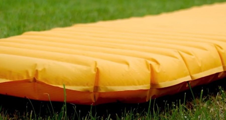 self inflating sleeping pads for camping