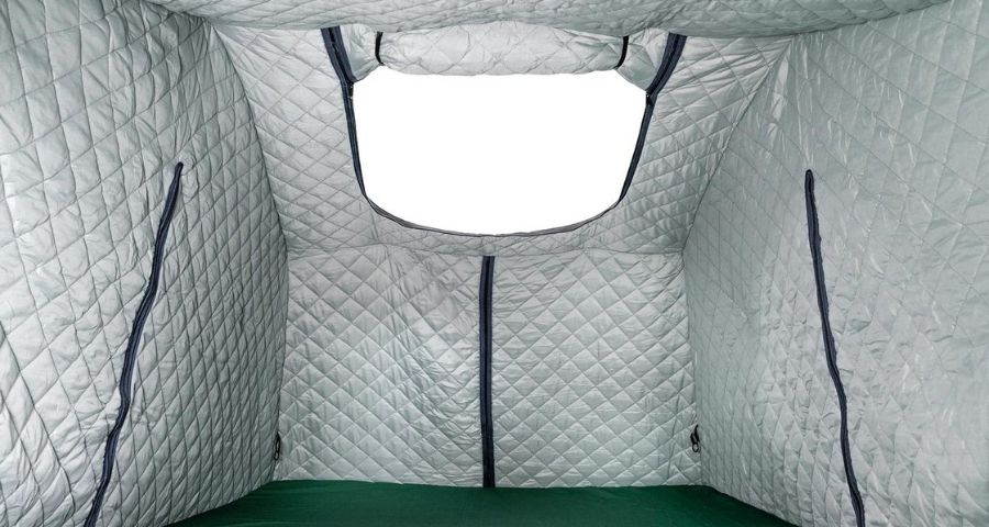 How to insulate your tent for winter camping