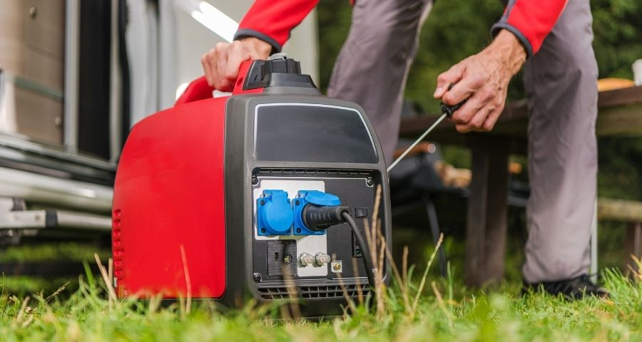 How to Quiet a Generator For Camping